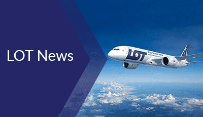 LOT Launches Dreamliner From Newark
