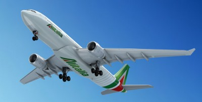 Alitalia's December News Flash