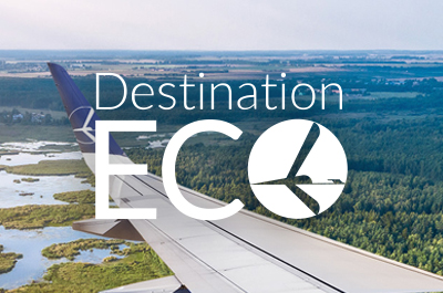 LOT has launched the DestinationECO