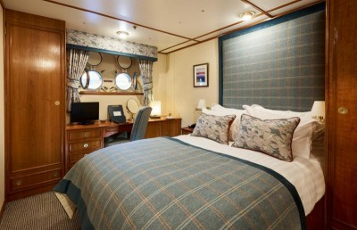 Hebridean Island Cruises - New Cabins and Restaurant!