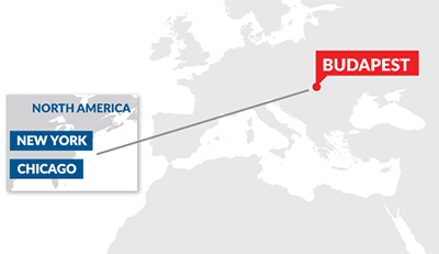 Now There's a Nonstop Way to Budapest