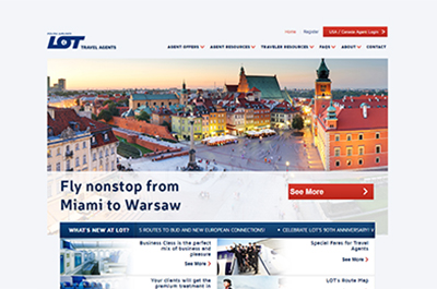 LOT Polish Airlines - FAQ Section