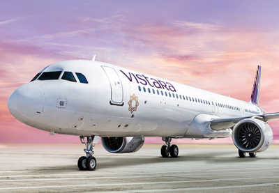 Welcome on board with Vistara